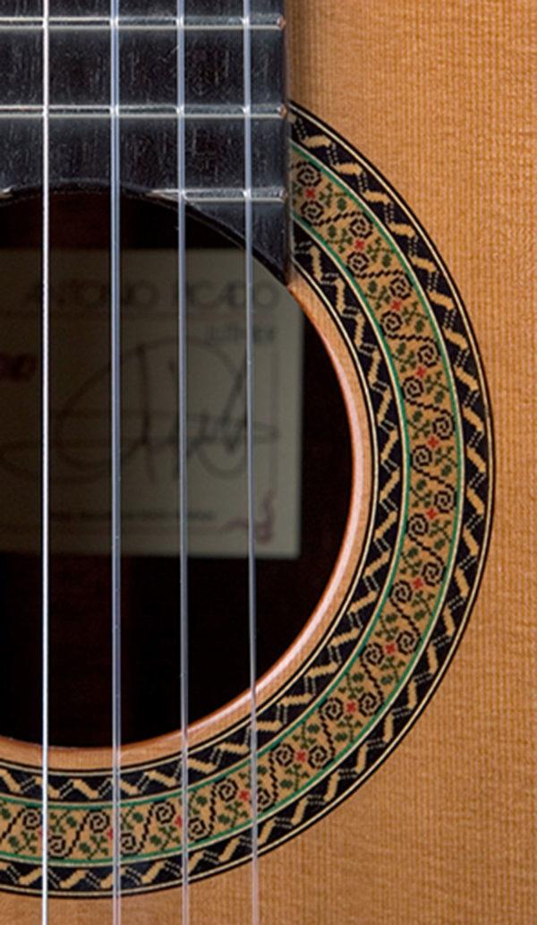 Antonio Picado 62 DT label