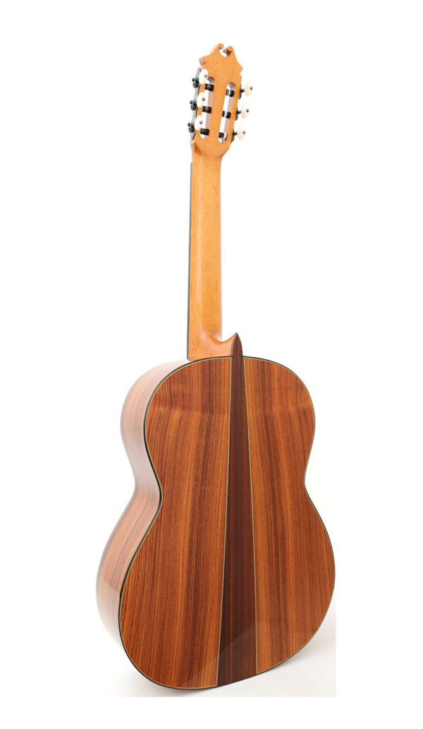 Luthier Lattice back