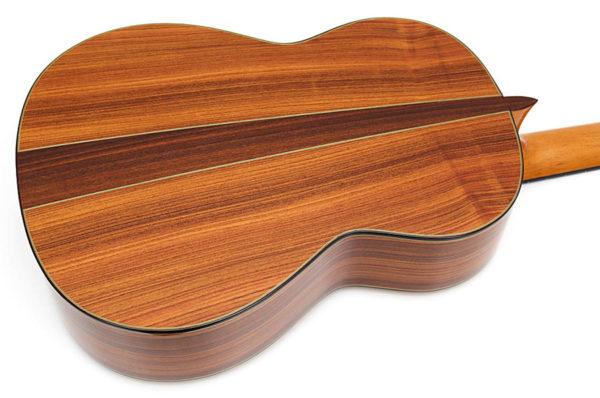 Luthier Lattice back side