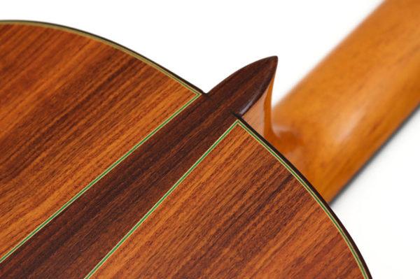 Luthier Lattice back close