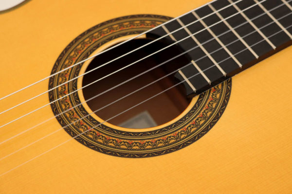 Luthier Lattice opening