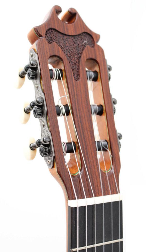 Luthier Lattice kop