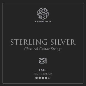 Knobloch Sterling Silver CX Carbon High Tension