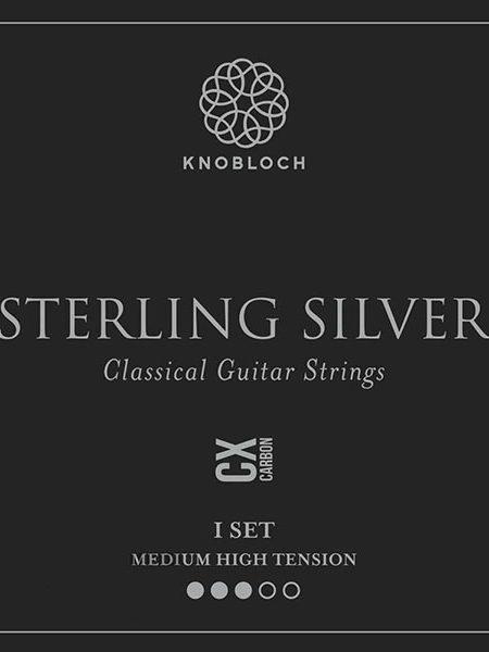 Knobloch Sterling Silver CX Carbon Medium High Tension