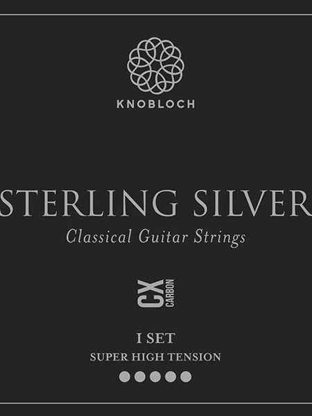 Knobloch Sterling Silver CX Carbon Super High Tension