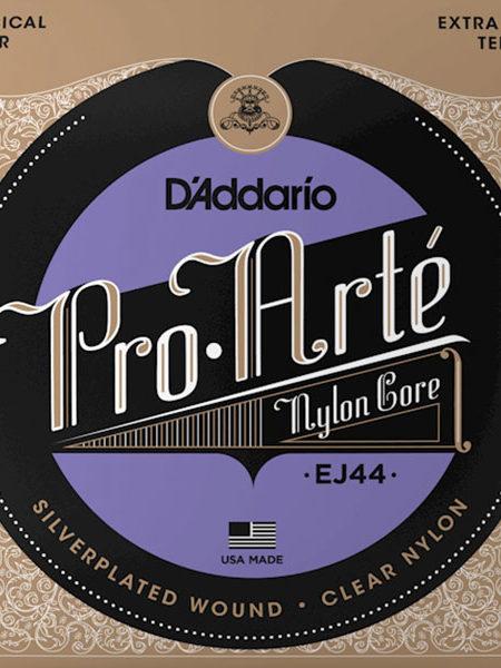 D'Addario Extra Hard EJ44
