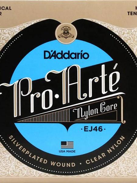 D'Addario Hard EJ46