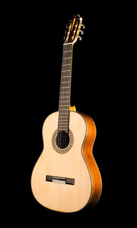 Juan Hernandez New Luthier Flamenca