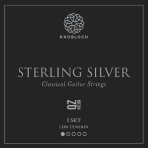 Knobloch Sterling Silver QZ Nylon Low Tension