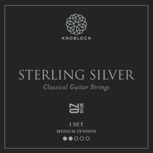 Knobloch Sterling Silver QZ Nylon Medium Tension