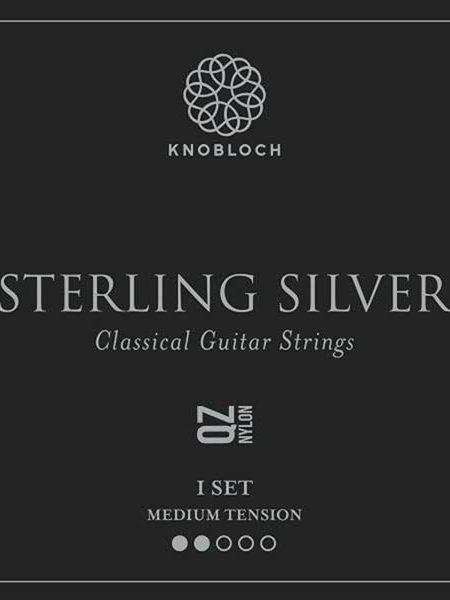 Knobloch Sterling Silver QZ Nylon Medium Tension