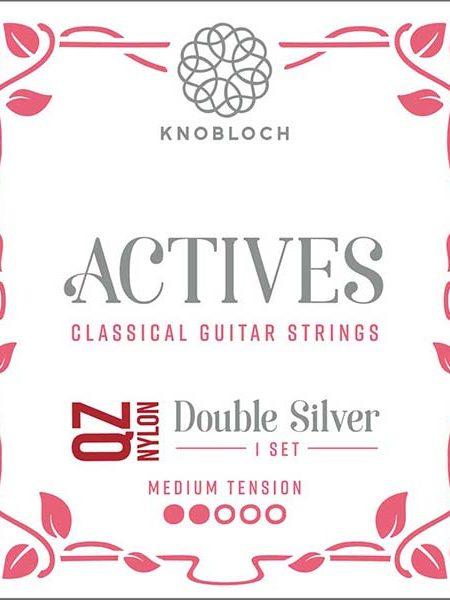 Knobloch Actives QZ Nylon Medium Tension