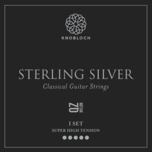 Knobloch Sterling Silver QZ Nylon Super High Tension