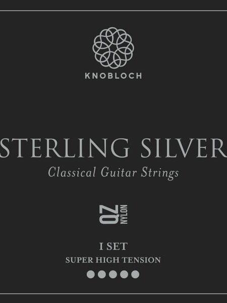 Knobloch Sterling Silver QZ Nylon Super High Tension