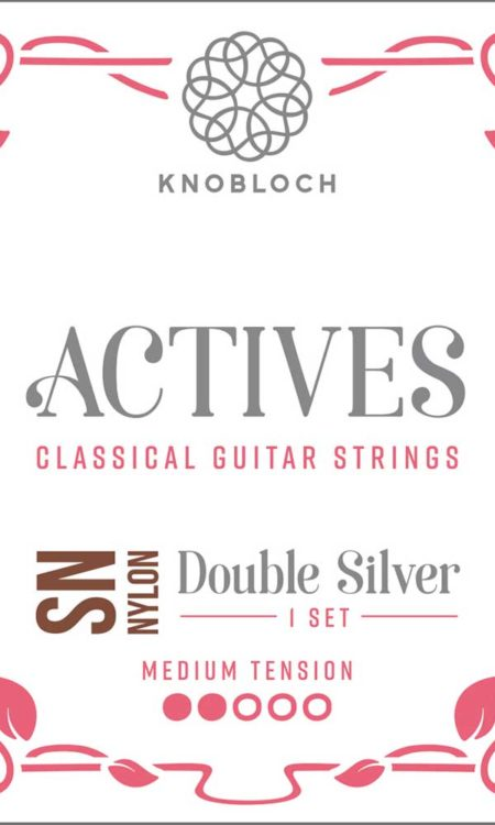 Knobloch Actives SN Nylon Medium Tension