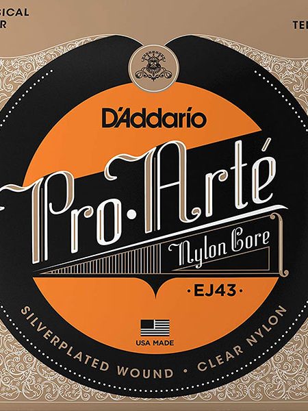 D'Addario Light EJ43