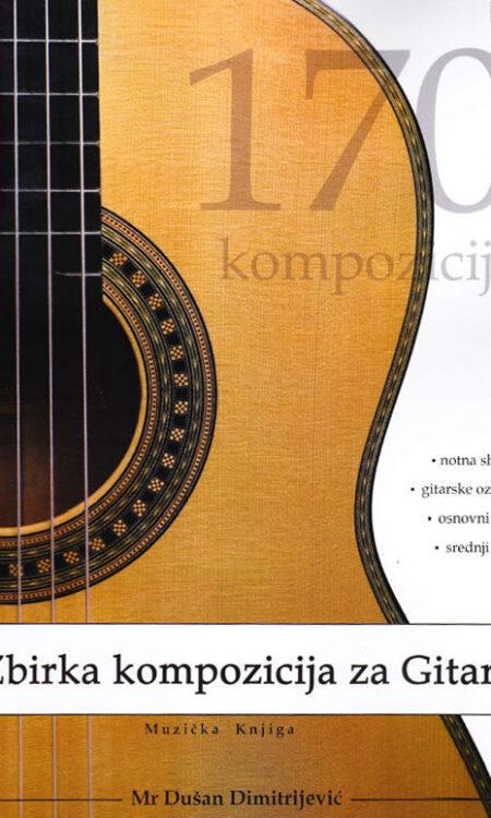 170 Kompozicija za gitaru – Dušan Dimitrijević