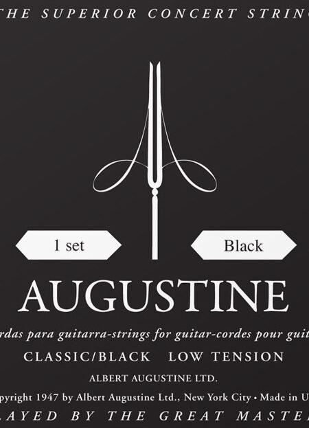 Augustine Classic Black Low Tension