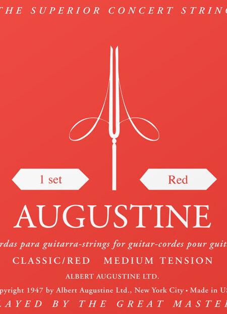 Augustine Classic Red Medium Tension