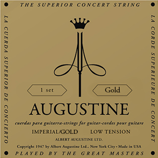 Augustine Imperial Gold Low Tension