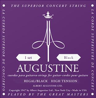 Augustine Regal Black High Tension