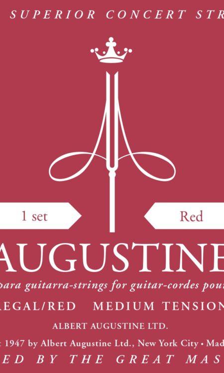 Augustine Regal Red Medium Tension