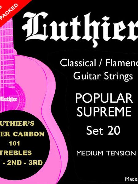 Luthier Set 20 C