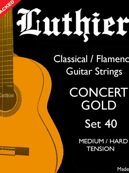 Luthier Set 40