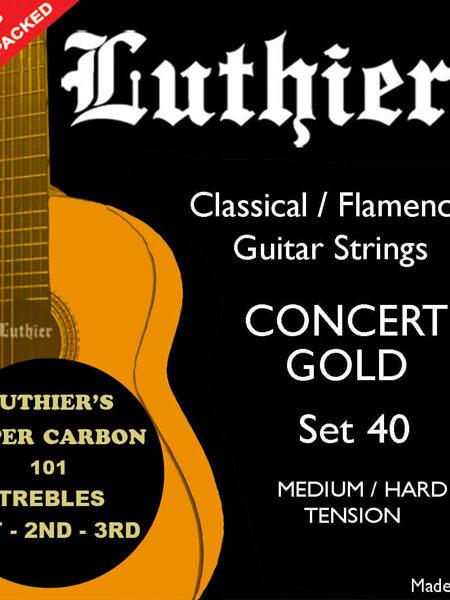 Luthier Set 40 C