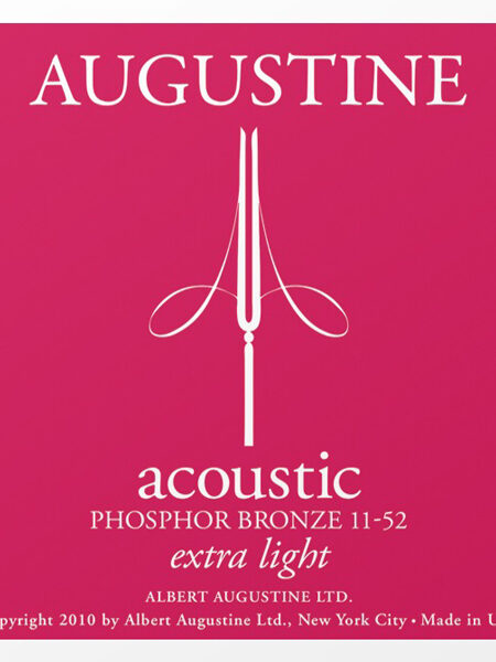 Augustine Acoustic Extra Light