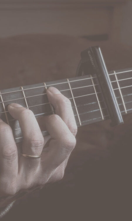 Luthier Kapodaster za klasičnu gitaru