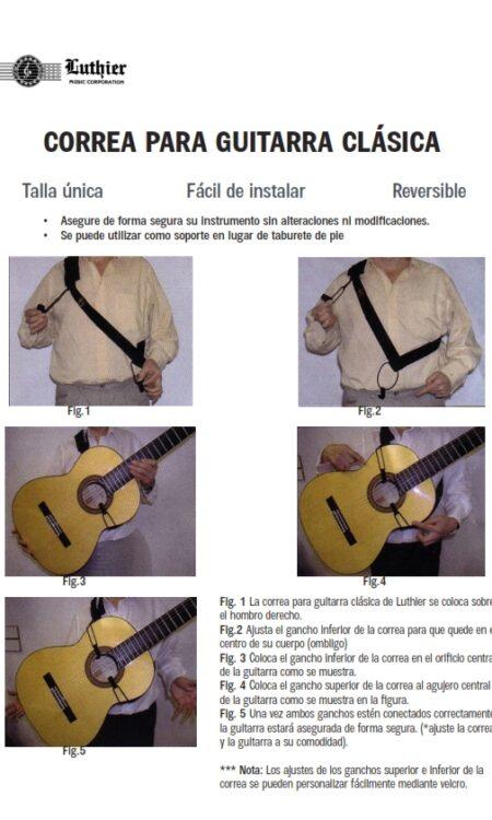 Luthier Kaiš za gitaru