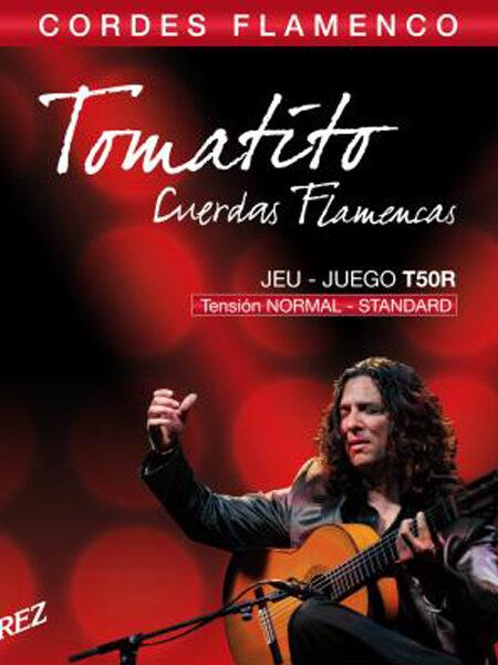Savarez T50R Cordes Flamenco
