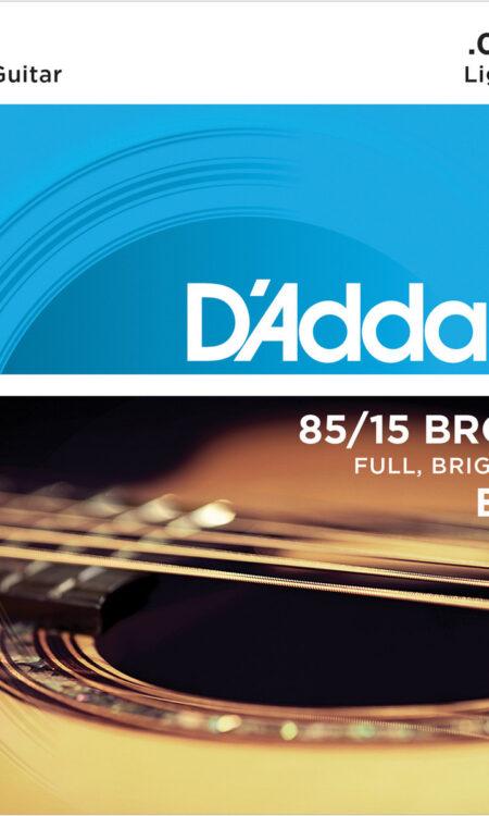Daddario EZ910 Light