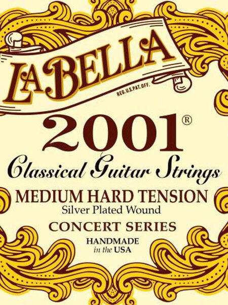 La Bella 2001 Medium Hard