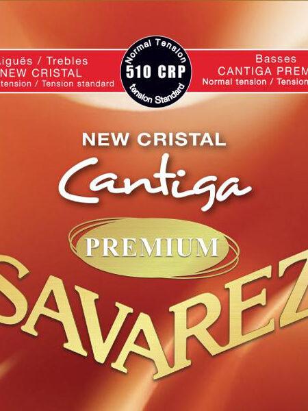 Savarez Premium Cantiga New Cristal Normal
