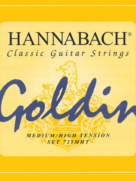 Hannabach Goldin 725 Medium High